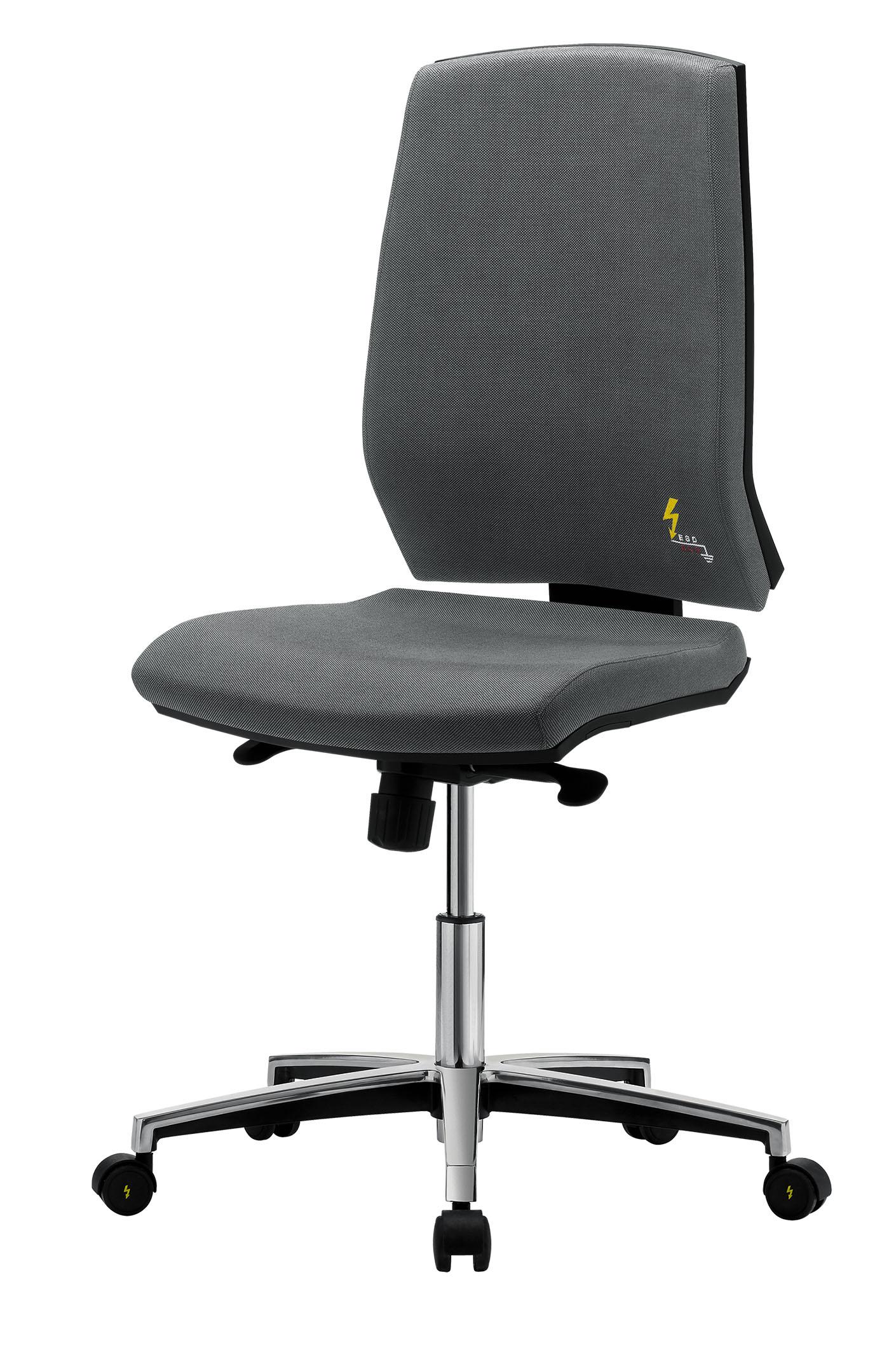 esd b rostuhl mit hoher ergonomischer r ckenlehne gref 261 gref grendene. Black Bedroom Furniture Sets. Home Design Ideas